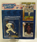 1993 STARTING LINEUP NEW YORK YANKEES ROBERTO KELLY ACTION FIGURE CHINA - NEW