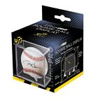 (6) ULTRA PRO Baseball Cubes Display Case UV Protection FREE SHIPPING