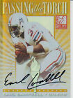 1999 ELITE PASSING THE TORCH EARL CAMPBELL RICKY WILLIAMS DUAL AUTO SP RARE!