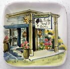 Vtg PV Italy Ceramic My Sister and I From a Gift Shop Diary Malone NY Ruth Alden