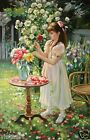 Oil Painting Stretched on Canvas 24