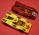 Vtg Matchbox 1971 Lesney Superfast No. 7 Hairy Hustler Orange/Red