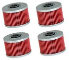K&N (4) Pack Oil Filters Gas Gas EC 450 FSE 2003 2004 2005 2006