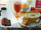 Vitamix 6300 Hot  Cold Blender with Recipe Book DVD Tamper  7yr Warranty New