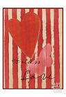 Timeless Love 2 Art Poster Print by Dan Dipaolo, 13x19