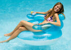 Swimline 90416 Bubble Inflatable Chair/Float For Pool Pond Lake Beach (NEW)