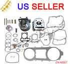 Engine Rebuild Kit Cylinder Engine Head Scooter GY6 125 150 cc 157QMJ Chinese