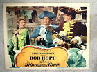 PRINCESS & THE PIRATE (1944)BOB HOPE/VIRGINIA MAYO GORGEOUS ORIGINAL LOBBY CARD