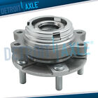 Front Wheel Hub and Bearing Assembly ABS Infiniti EX35 FX50 M35 FX45 2003 2011