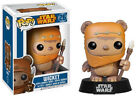 Star Wars  Ewok Wicket PoP! Vinyl Figure By Funko NIB