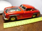 NOMURA Japan Tin Litho Friction 50s MERCEDES BENZ 300SL GULLWING RH DRIVE