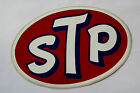 1968 STP Large 8 Vintage Racing Decal Sticker NASCAR NHRA Go Cart Petty NOS