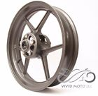 NEW GRAY Front Wheel ZX6R 2005-2017 ZX10R 2006-2010 636 Rim Kawasaki 2007
