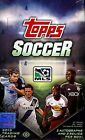 2013 Topps MLS Soccer HOBBY 12-Box Case - 3 Autos & 3 Relics per Box