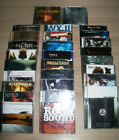 LOT COLLECTION 25 CDS ELECTRO INDUSTRIAL + 2 ROCK COMPILATIONS