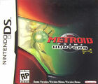 Metroid Prime: Hunters - First Hunt (Demo Edition)  (Nintendo DS, 2004)