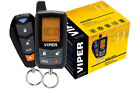 BRAND NEW VIPER RESPONDER 350 2-WAY LCD CAR ALARM SECURITY SYSTEM KEYLESS 3305V