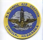 NAS NAVAL AIR STATION LINCOLN NE NAVY BASE SQUADRON PATCH