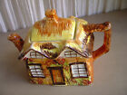 Price Kensington Cottage Ware tea pot & lid charming vintage village