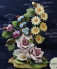 THE ITALIAN FAVORS PORCELAIN CENTERPIECE FROM ITALY IN USA FLOWERS