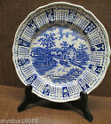 1968 Alfred Meakin Staffordshire Calander Zodiac Plate God Bless Our House 9