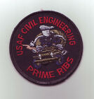 USAF Prime Ribs Readiness In Base Service Civil Engineering Patch LT420