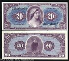 USA UNITED STATES $20 M90 1969 MILITARY PAYMENT MPC 691 UNISSUED UNC RARE NOTE