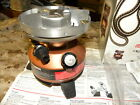 COLEMAN EXPONENT STOVE CAMPING STOVE MILITARY STOVE MULTI-FUEL STOVE 550B725 NEW