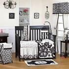 Elsa 5 Piece Baby Crib Bedding Set with Bumper by Cocalo Couture