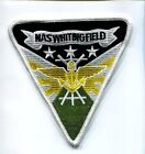 NAS NAVAL AIR STATION WHITING FIELD FL NAVY BASE SQUADRON PATCH
