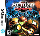 Metroid Prime Hunters First Hunt Nintendo DS Super Fast Shipping!