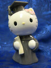 HELLO KITTY GRADUATION DAY -  GRADUATE GRAD FIGURINE NAO BY LLADRO  #1750