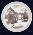 Furstenberg Porcelain Coaster West Germany Furstenberg Schloss 320-9030
