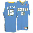 Carmelo Anthony Nuggets Blue Authentic Jersey NWT 52
