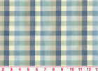 Blue Cream Navy Woven Cotton Small Check by P Kaufmann Bluff Point Navy (406)