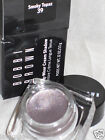 NIB Bobbi Brown LED  SMOKY TOPAZ cream eye shadow, DISCONTINUED