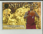 LEBRON JAMES 2010-11 PANINI GOLD STANDARD GOLD NUGGETS #1 299