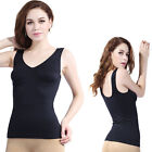 Seamless Firm Slim Shape Wear And Beauty Girdles Body Shaper Sleeveness Camisole