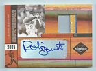 ROBIN YOUNT 2005 LEAF LIMITED LUMBERJACKS 3 COLOR PATCH AUTOGRAPH AUTO 25