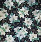 HOFFMAN Fabric 1998 WOODLAND WINTER Quilt Cotton 2 1/2 yd X 42