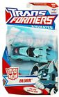 TRANSFORMERS ANIMATED HASBRO BLURR DELUXE CLASS