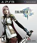 Playstation 3 Final Fantasy XIII  Game COMPLETE