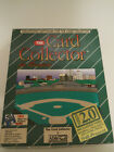 The Card Collector Version 2 (baseball card database software) Mac System 6-9