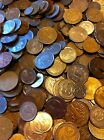 (TREASURE HUNT) 75+RANDOM FOREIGN COINS WITH 100+YEAR OLD COIN AND SILVER COIN