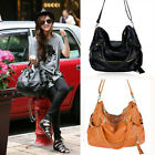 Lady Fashion Handbag Shoulder Bag Tote Purse Wallet PU Leather Messenger Hobo