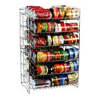 New Kitchen Can Rack Storage Organizer Pantry Cabinet Shelf Space Saver Food Can