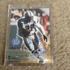 Marshall Faulk autograph 185 1996 Visions Signings Silver Rams Colts HOF