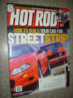 Jan 2012 Hot Rod Magazine How to Build Your Car for the Steet Strip 54 Vette