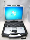 Panasonic ToughBook CF 30 MK3 Rugged Laptop L9300 16Ghz 4GB 160GB TOUCH Win7