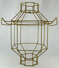 Lamp Shade Wire Frame Pagoda for Floor Pendant Hanging Fixture Custom Made NYC